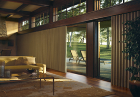 Hunter Douglas Luminette Modern Draperies